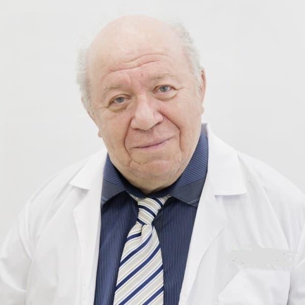 Долин Виктор Степанович, врач-дерматолог со стажем работы 20 лет